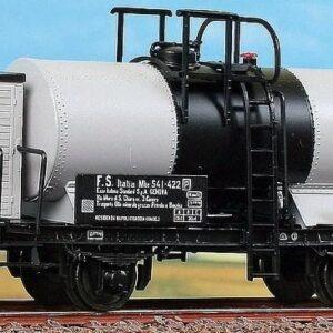 BlackStar 00061 Set 2 carri cisterna FS Mop 'Agip'