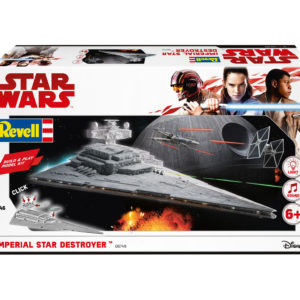 """Revell 06749 1/4000 Build & Play  """"Imperial Star Destroyer"""""""