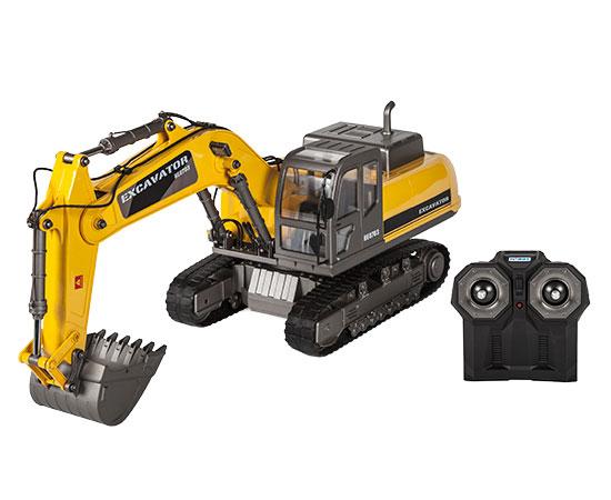 Hobby-Engine 0703C Escavatore radiocomandato