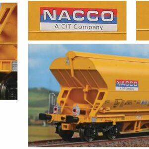 BlackStar 10007 Carro tramoggia Nacco-Veronesi 33 80 0764 275-8 + luci di coda