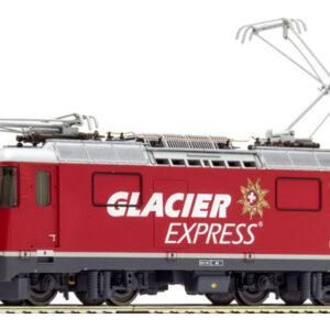 Bemo 1258183 Locomotiva elettrica RhB Ge 4/4 II 623 'Glacier-Express'