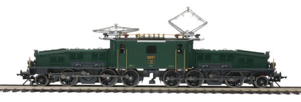 MTH 20-5668-2 Be 6/8 II Coccodrillo locomotore elettrico Proto-Sound 3.0 - verde