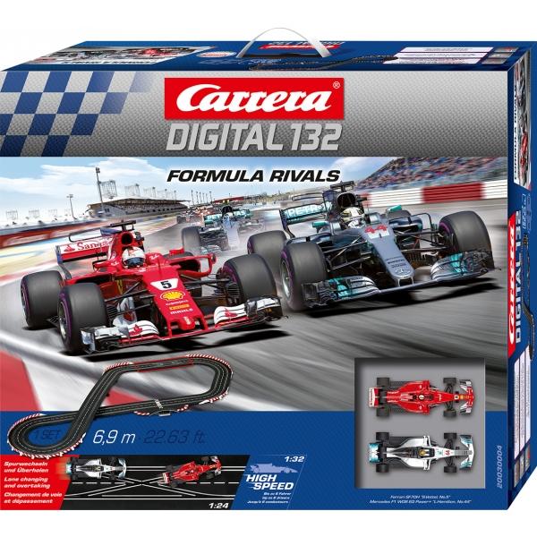 Carrera 20030004 FORMULA RIVALS - Set Pista Digitale