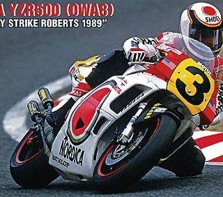 Hasegawa 21710 YAMAHA YZR500 0WA8 LUCKY STRIKE 1989