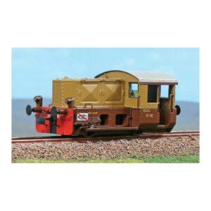 BlackStar 30155-02 Locomotiva da manovra FS (ex Köf) 213 907