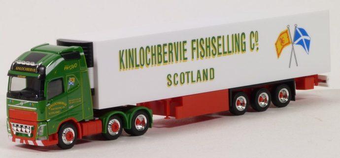 """Herpa 306614 Volvo FH GI. XL 6x2 """"Kinlochbervie"""""""