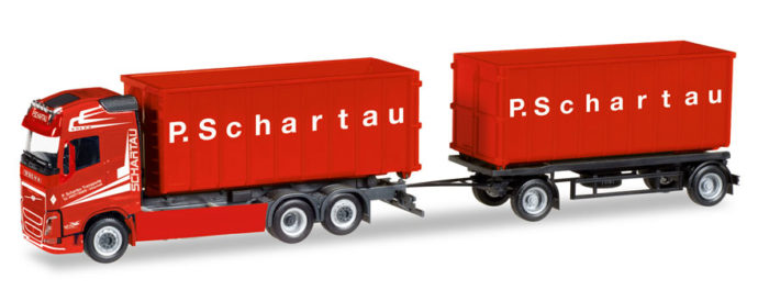 "Herpa 308571 Volvo FH Gl. ""Schartau Transporte"""