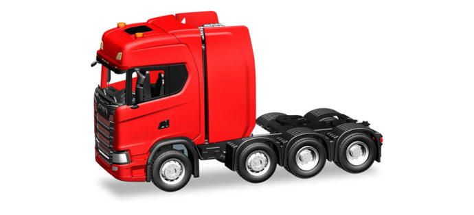 Herpa 308601 Scania CS HD motrice