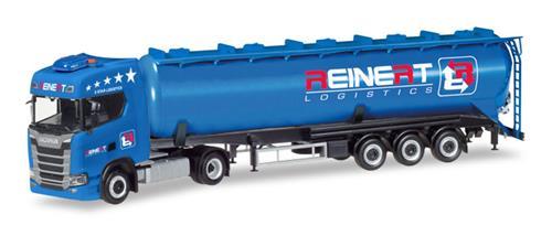 """Herpa 308984 Scania CS ADR cisterna  """" Reinert"""""""