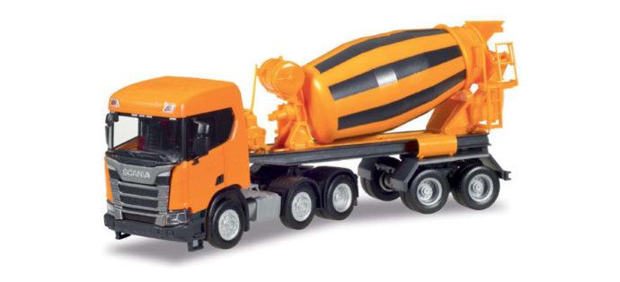 Herpa 309004 Scania CrR XT betoniera