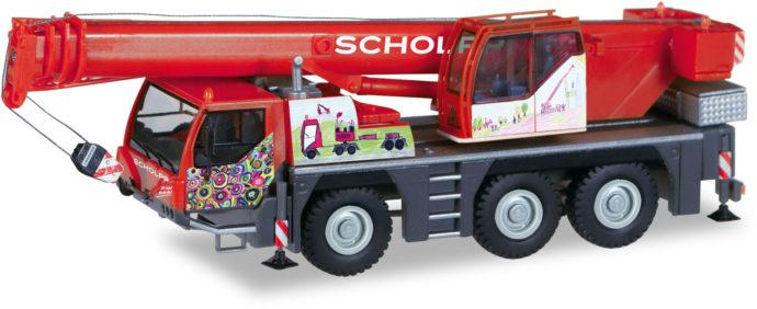 "Herpa 309110 Liebherr Mobilkran LTM 1045/1 ""Scholpp K."""