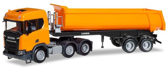 Herpa 309394 Scania CR ND XT 6x2