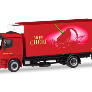 "Herpa 309448 Mercedes Benz Actros Lo2 ""Ferrero Mon Cherì"