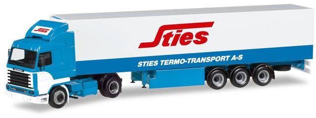 "Herpa 309455 Scania 143 ""Sties"""