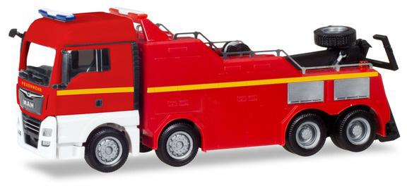 Herpa 309608 MAN TGX XLX pompieri