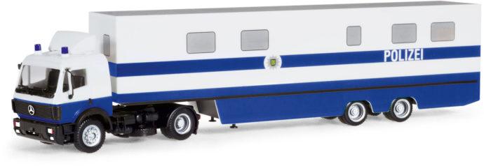 "Herpa 309615 Mercedes Benz SK' 88 ""Polizia"""