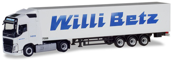 "Herpa 309691 Volvo FH GI: ""Willi Betz"""