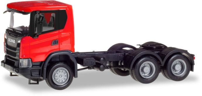 Herpa 309752 Scania CG 17 6x6
