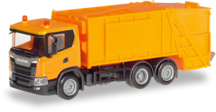 Herpa 309837 Scania CG 17 rifiuti