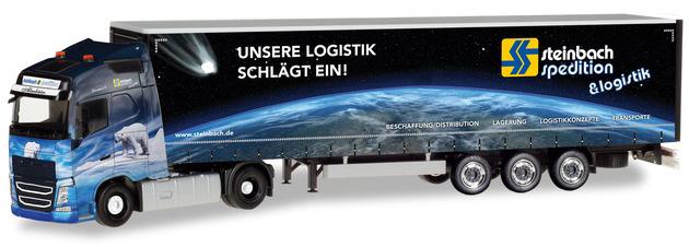 "Herpa 309875 Volvo FH GI.XL ""Steinback Logistik"""