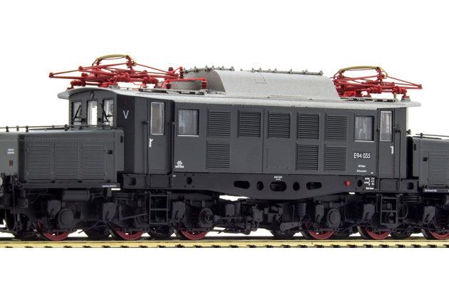Esu 31122 Loco elettrica DRG E94