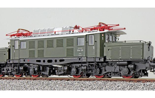 Esu 31125 Loco elettrica DB E94