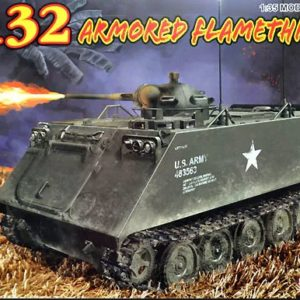 Dragon 3621 M132 Armored Flamethrower