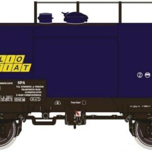 "Esu 36229 Carro cisterna FS 941 978 Deutz ""Olio Fiat"""
