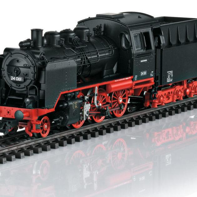 Marklin 36249 Locomotiva a vapore DB 24 061