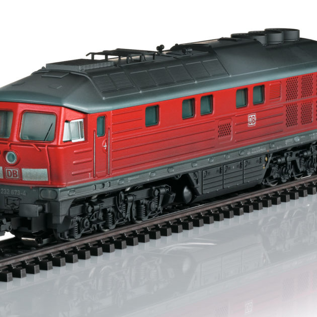 Marklin 36433 Loco diesel DB AG 232 673-4 Ludmilla
