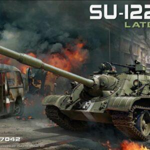 MiniArt 37042 SU-122-54 LATE TYPE