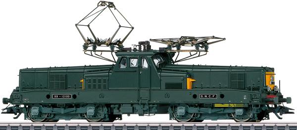 Marklin 37339 Locomotiva elettrica SNCF BB 12100 'Flat Iron'