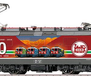 Marklin 37351 Locomotiva elettrica SBB Re 4/4 II 617