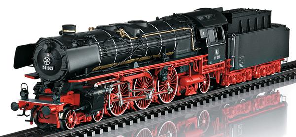 Marklin 39005 Locomotiva a vapore Swiss Pacific Association 01 202