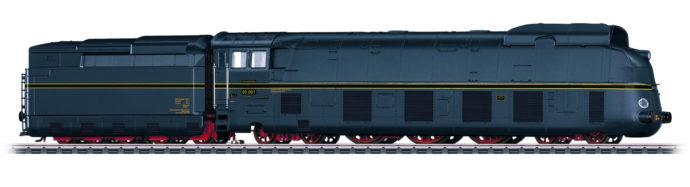 Marklin 39058 Locomotiva a vapore DR 05 001
