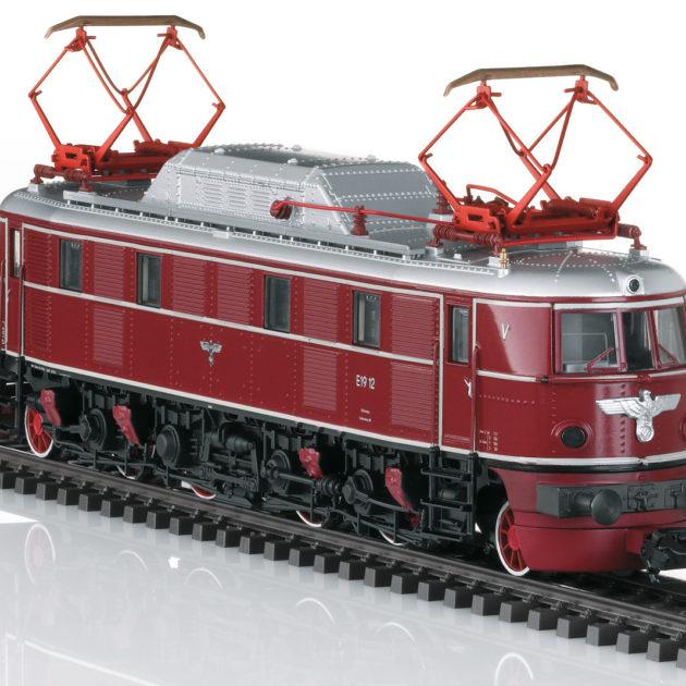 Marklin 39193 Locomotiva elettrica DR E 19 12