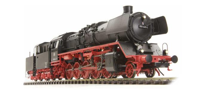 Lenz 40255-01 Locomotiva a vapore DB BR 50