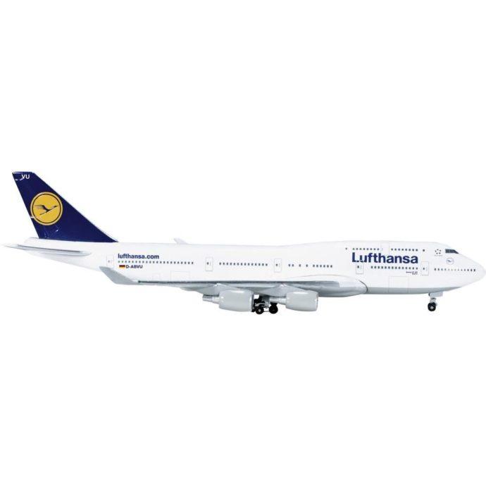 Herpa 516105-002 Boeing 747-400 Lufthansa