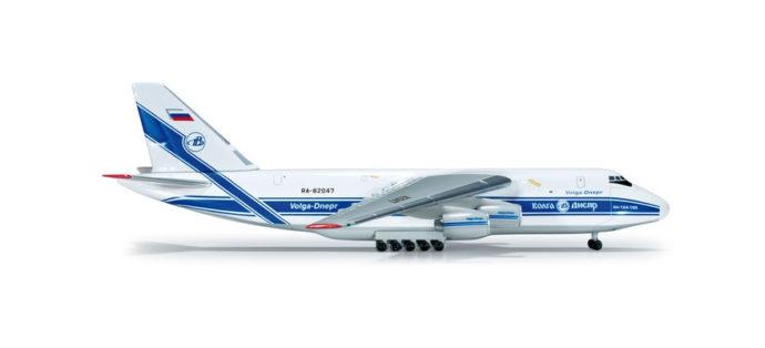 Herpa 518642-001 Antonov AN-124 Volga Dneper Airlines