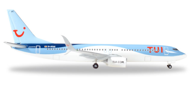 "Herpa 526692-002 Boeing 737-800 ""TUlfly"""