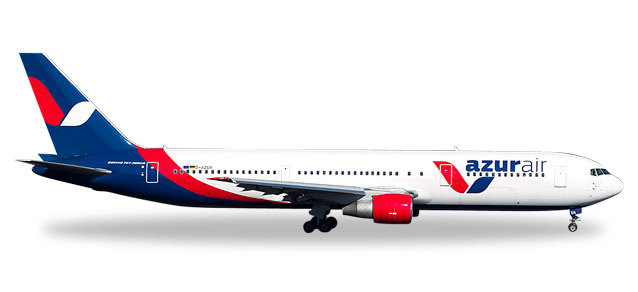 Herpa 531726 Boeing 767-300 Azur Air Germany