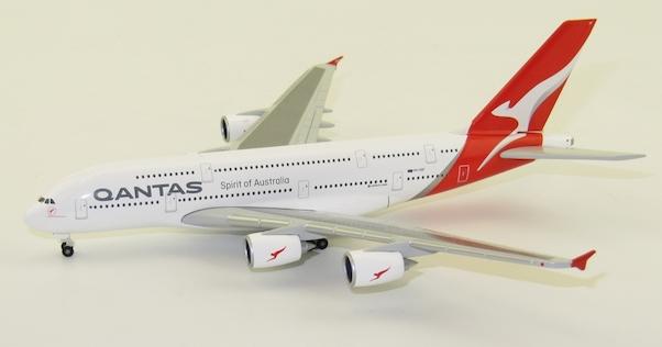 Herpa 531795 Airbus A380 Qantas nuovi colori