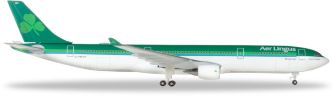 """Herpa 531818 Airbus A330-300 Aer Lingus """"Laurence O' Toole"""