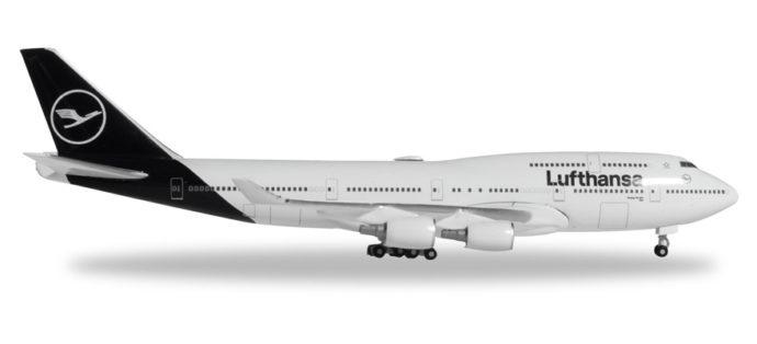 """Herpa 532761 Boeing 747-400 Lufthansa """"Kiel"""""""