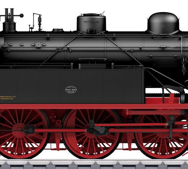 Marklin 55072 Locomotiva a vapore DRG 78 101