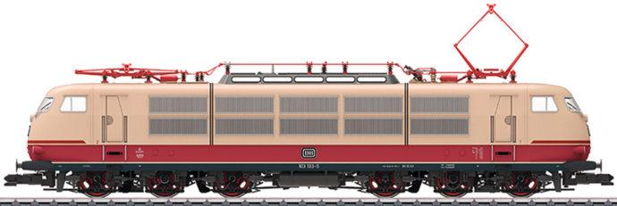 Marklin 55105 Locomotiva elettrica DB 103 133-5