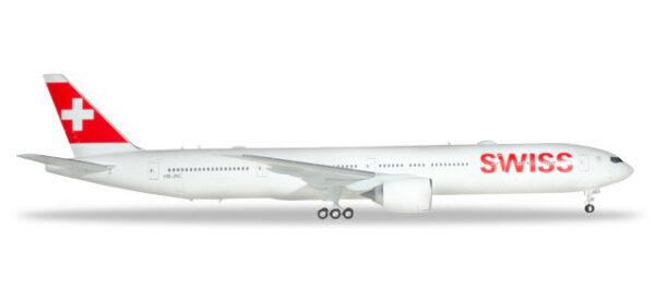 Herpa 559317 Boeing 777-300ER Swiss International Air