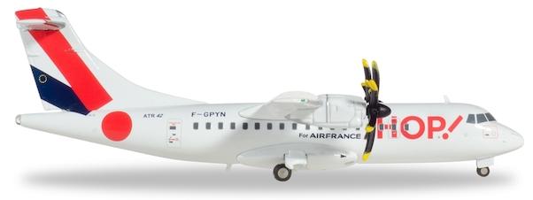 Herpa 559409 ATR-42-500  Hop!