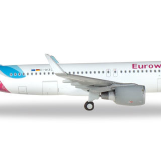 Herpa 562669 Airbus A320 Eurowings