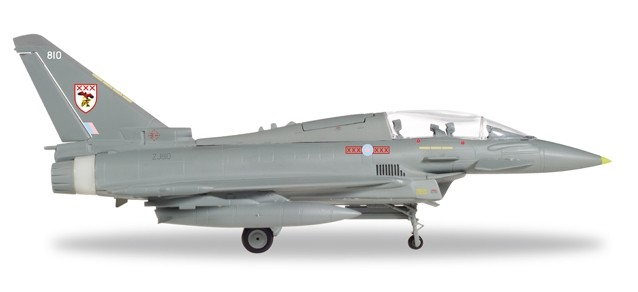 Herpa 580298 Eurofighter Typhoon T3 Royal Air Force